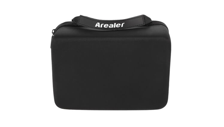 Arealer VR Headset and Accessory Case