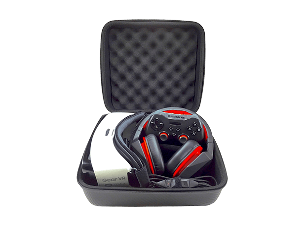Graphein  VR Headset and Accessory Case