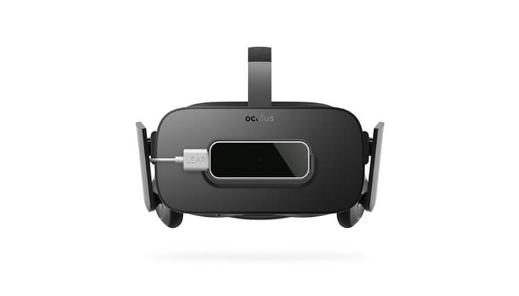 Leap Motion Universal VR Developer Bundle
