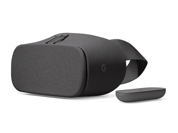 Google Daydream View 2017 Virtual Reality Comparison