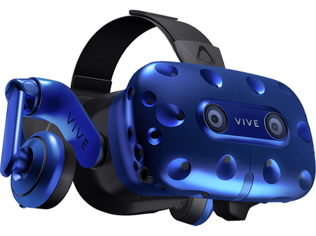 HTC Vive Pro Virtual Reality Comparison