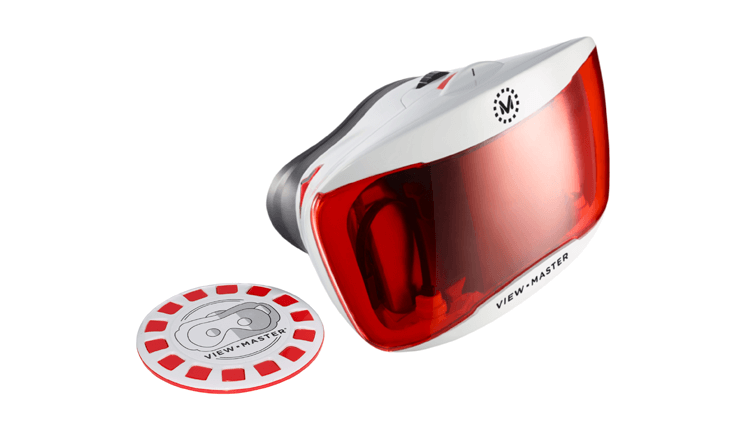 Mattel View Master Deluxe VR Viewer