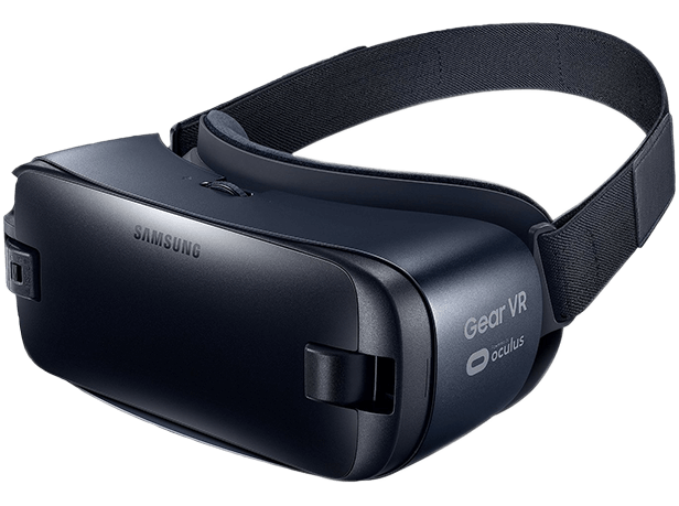 Samsung Gear VR (2016) with motion controllers