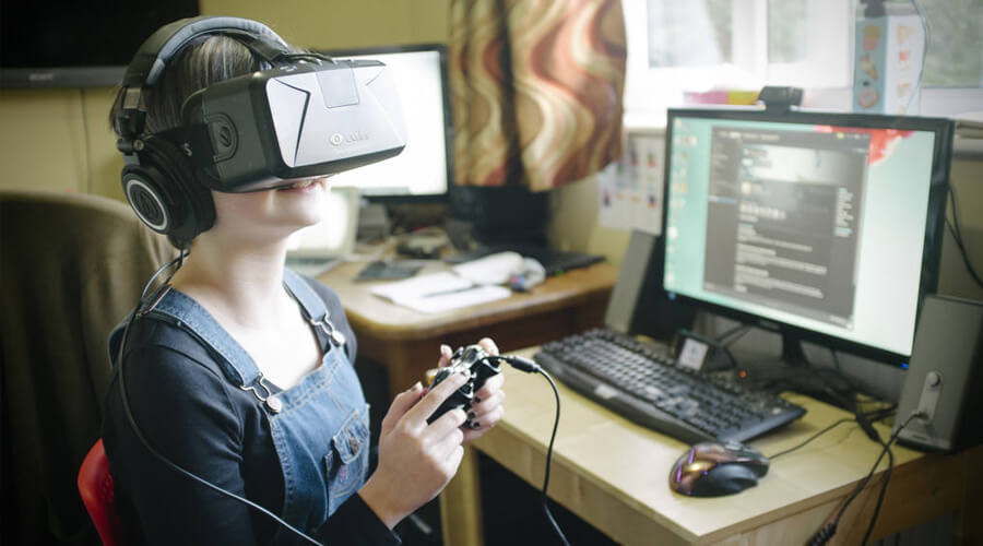 Employment in Virtual Reality