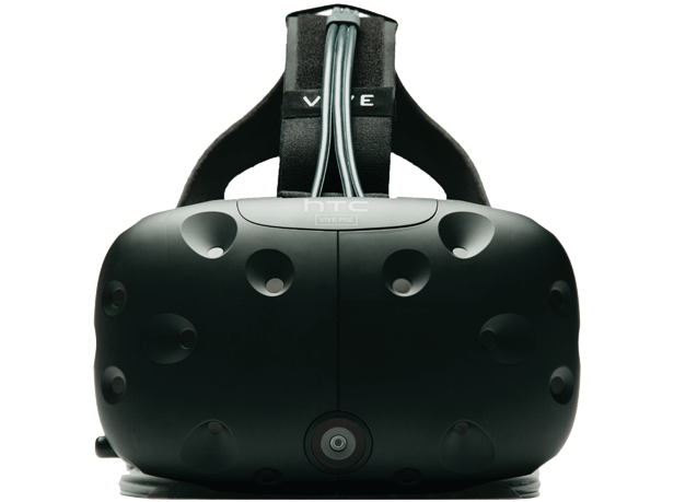 HTC Vive Virtual Reality Comparison